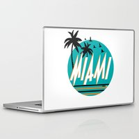 mia wallace Laptop & iPad Skins featuring MIA  by FRSHCo.