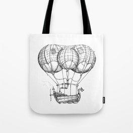Airship 1 Tote Bag