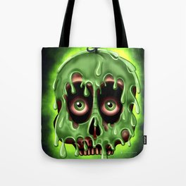 Poison Skull by Topher Adam 2017 Tote Bag