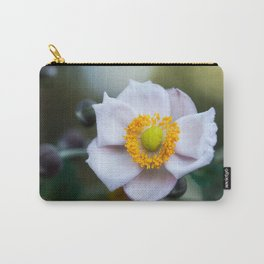 Japanese Windflower Carry-All Pouch