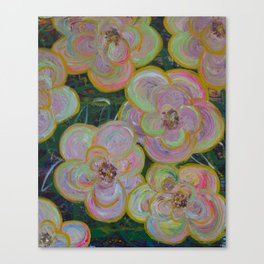 My flowers Canvas Print