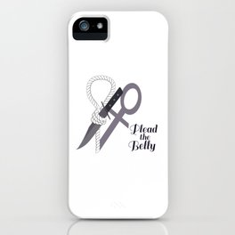 Logo-T2 iPhone Case
