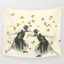 Dance : Gemini Wall Tapestry
