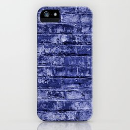 Seamless Background Brick Wall iPhone Case