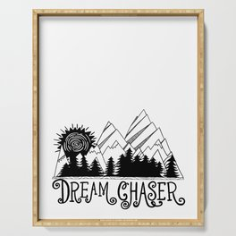 Dream Chaser, Mountain Adventure Serving Tray
