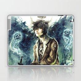 Nico Di Angelo - Son Of Hades Laptop & iPad Skin
