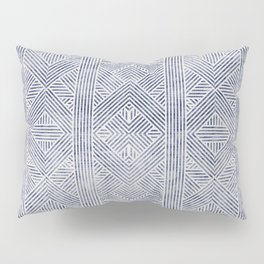AMAI GEO DENIM Pillow Sham