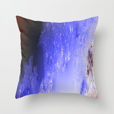 stars and dust Throw Pillow