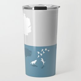The Museum of Arrested Motion Travel Mug