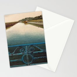 CLOUDY DAY IN SALINAS Stationery Cards