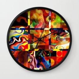 Recursive Windows Wall Clock
