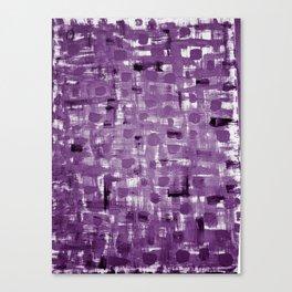 purple vitality Canvas Print