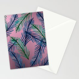 Botanical  pattern I Stationery Cards