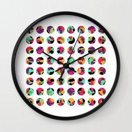 Shapes 014 Wall Clock
