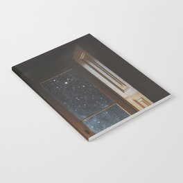 WINDOW TO THE UNIVERSE Notebook