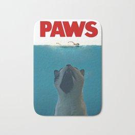 Paws Bath Mat