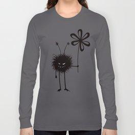 Evil Flower Bug Long Sleeve T-shirt