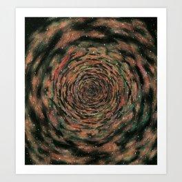 Astral Portal Art Print