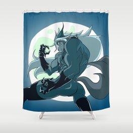 Beatrix Dominatrix (Peepoodo) Shower Curtain