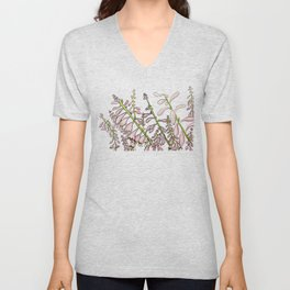 Blooming marvelous Unisex V-Neck