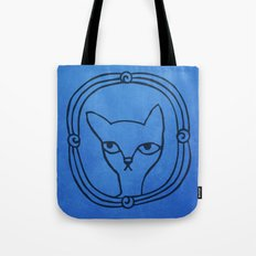 Tyger's Penetrating Stare Tote Bag