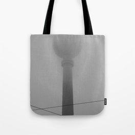 Fade to Grey (Berlin) Tote Bag