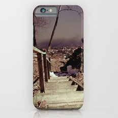 Walking The Murky Waters iPhone 6s Slim Case