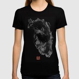 sad gorilla T-shirt