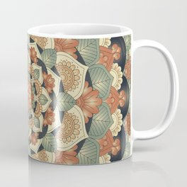 Memories Mandala  Coffee Mug