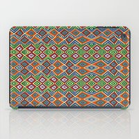 african iPad Cases featuring african pattern by d.ts