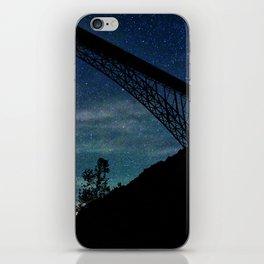 Blanket Of Stars iPhone Skin
