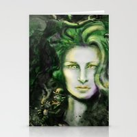 ruben ireland Stationery Cards featuring Ireland by Holly Carton