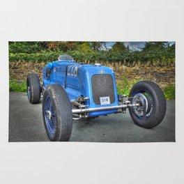 Frazer Nash racing Car Rug