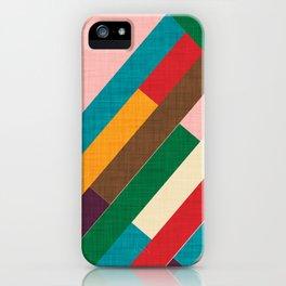 meridian pink iPhone Case