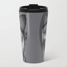 Owl Boy Travel Mug