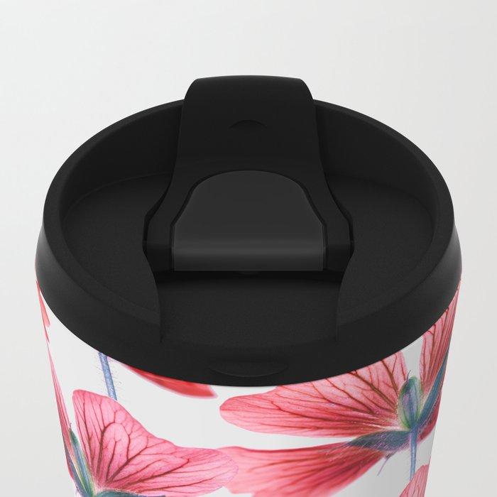 Floral Spirit #society6 #decor #lifestyle #fashion #buyart Metal Travel Mug