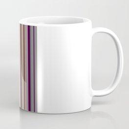 Purpel Stripes Coffee Mug
