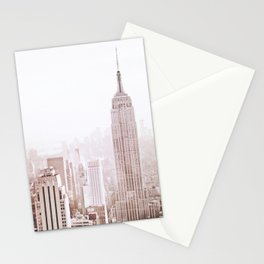 New York City Late Afternoon Stationery Cards