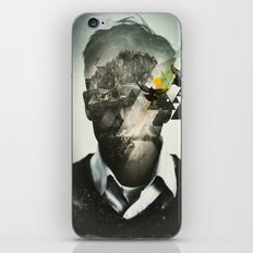 Existentialism iPhone & iPod Skin