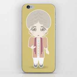 Girls in their Golden Years - Dorothy iPhone Skin