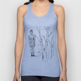 stipples Unisex Tank Top