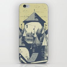 Every Faculty Of The Mind iPhone & iPod Skin