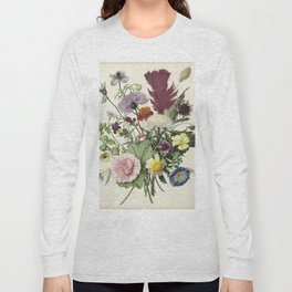 Bouquet of flowers, anonymous, 1680 Long Sleeve T-shirt