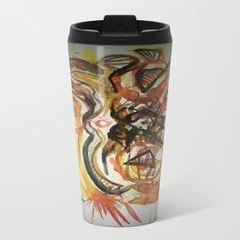 Aztec Abstract Design Travel Mug