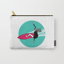 Surfer Girl 2 Carry-All Pouch