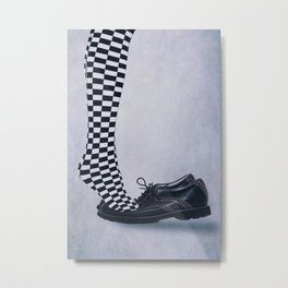 tip toes Metal Print