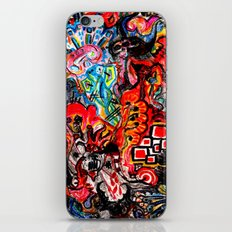 Rupture Rapture iPhone & iPod Skin