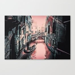 Venedig Canvas Print