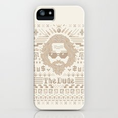 Knitted Dude iPhone (5, 5s) Slim Case