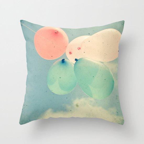 Almost Free Throw Pillow